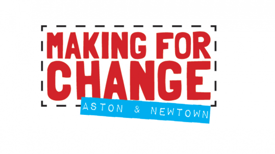 Making for Change logo