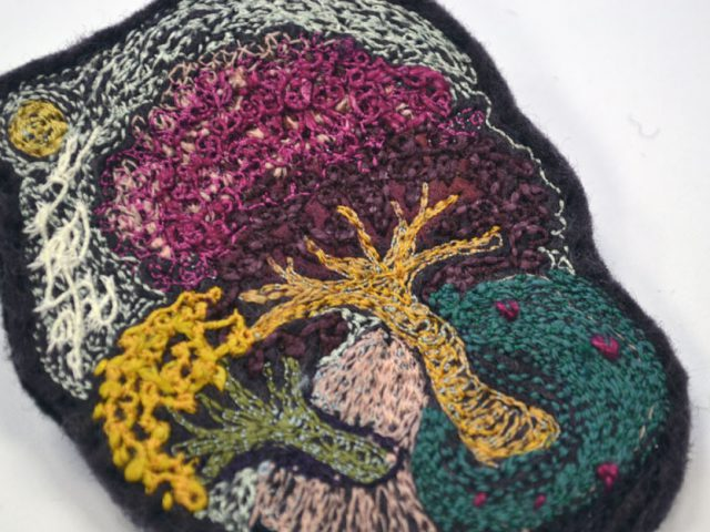 Michala Gyetvai_Single tree brooch_Cred Craftspace (1)